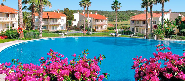 Aparthotel hg jardin de menorca minorca eden viaggi for Aparthotel jardin de menorca