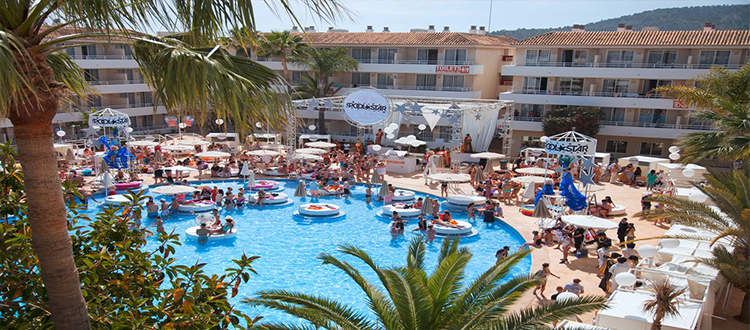 Bh mallorca hotel maiorca eden marg for Design hotel mallorca last minute