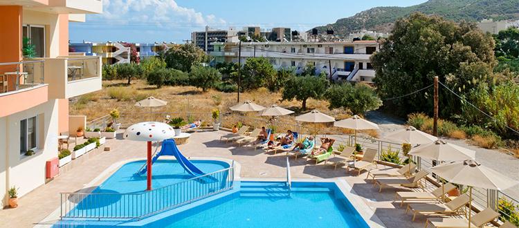 Nereides hotel karpathos eden viaggi for Piscine nereides