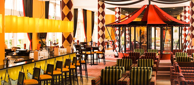 Vienna House Magic Circus Hotel - Disneyland Paris