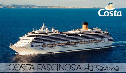 Offerta costa diadema for Costa fascinosa wikipedia