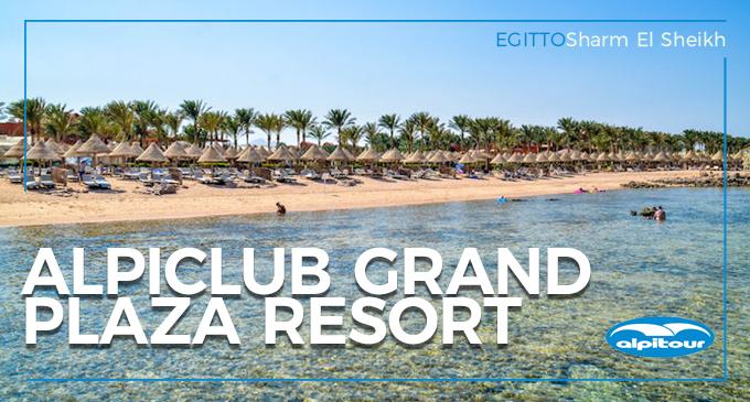 Aeroporto Sharm : Alpiclub grand plaza resort sharm el sheikh mar rosso